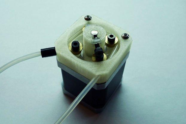NEMA-17 Peristaltic Pump Kit