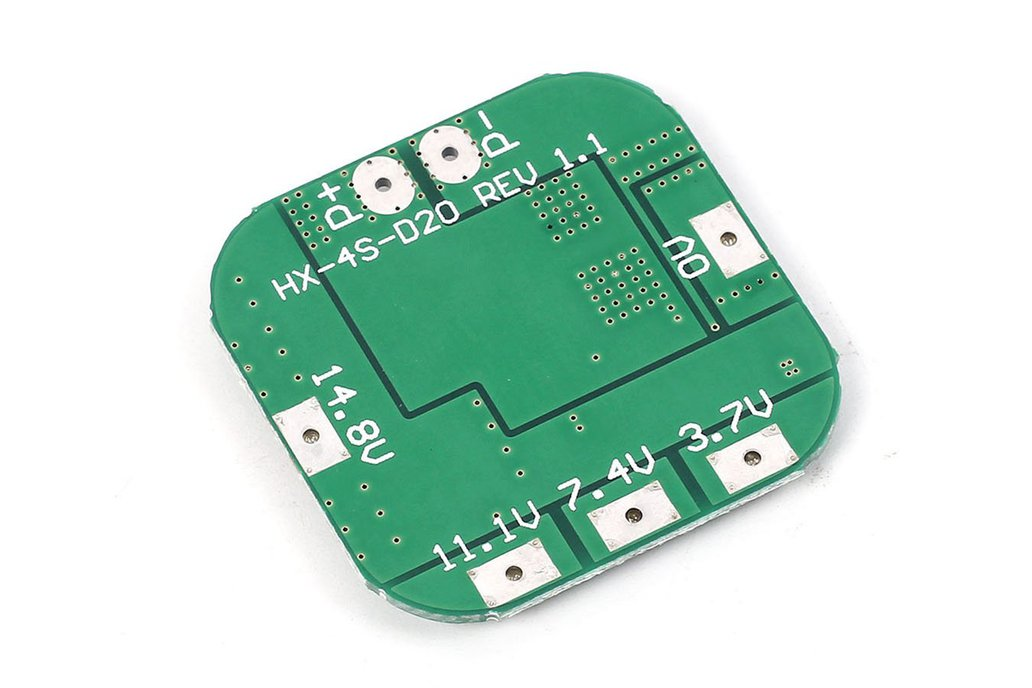 4S 14.8V Lithium Battery Protection Board(13229) 4