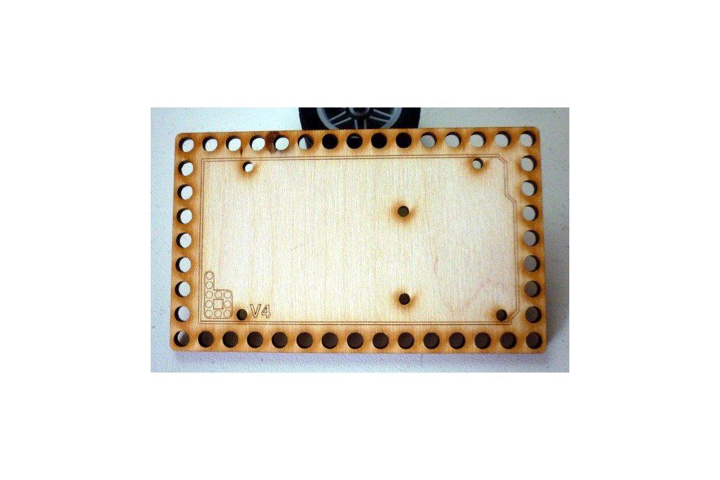 Bricktronics Arduino Mega Mounting Plate 1
