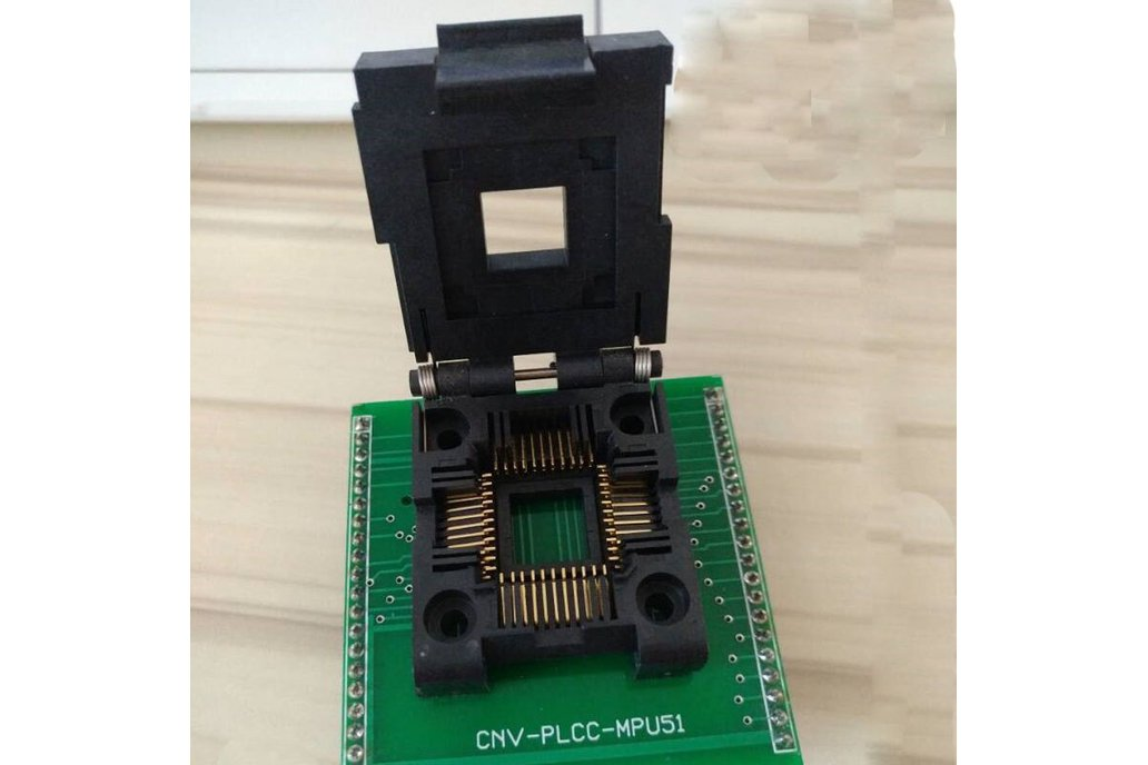 PLCC44 to DIP40 IC Programmer Adapter socket 1