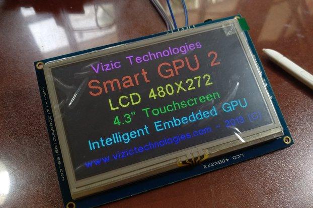 SmartGPU 2 - 4.3 INCH TOUCH