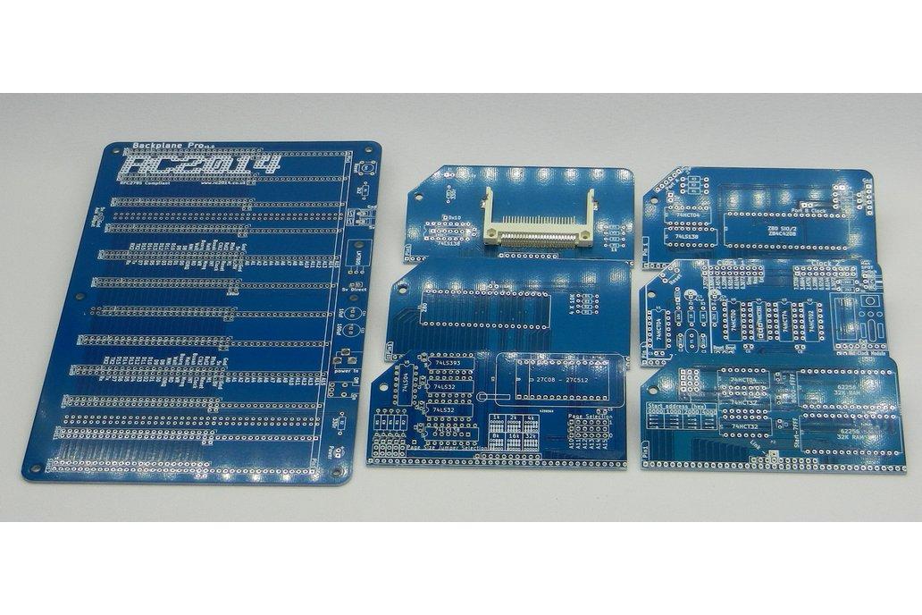 RC2014 Pro - Homebrew Z80 Computer Kit 5