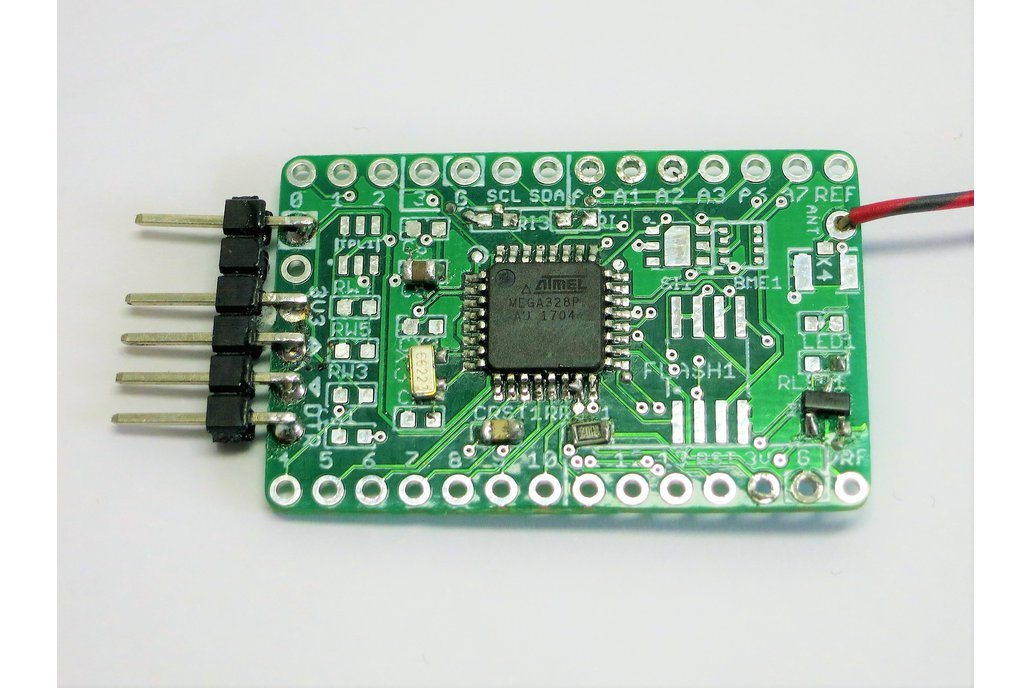 Low Power RFM69 Arduino 1