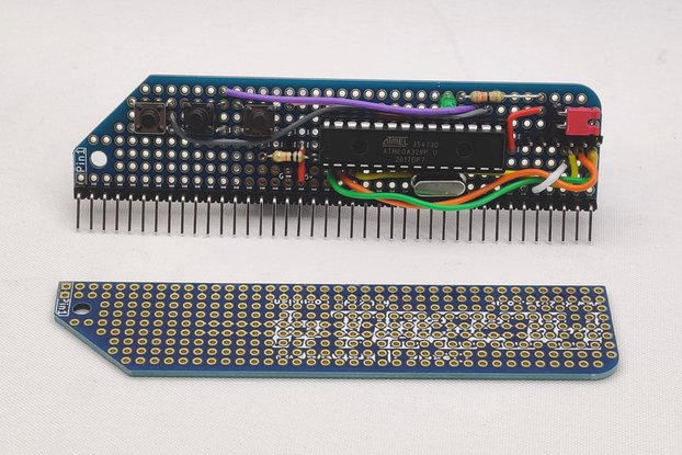 Prototype PCB for RC2014 Classic II