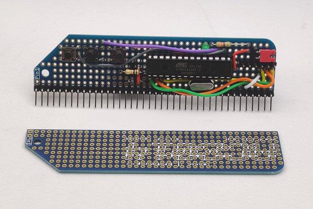 Prototype PCB for RC2014 Classic II