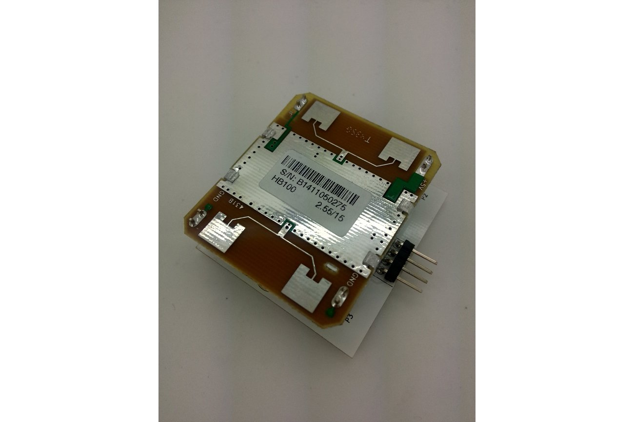 Hb doppler speed sensor arduino compatible from