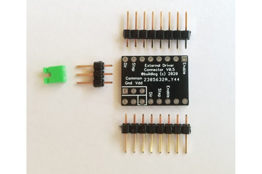 External Stepper Motor Driver Adapter 1