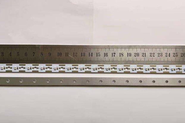 SK9816 LED stick-10mmX250mm,15LEDs/stick
