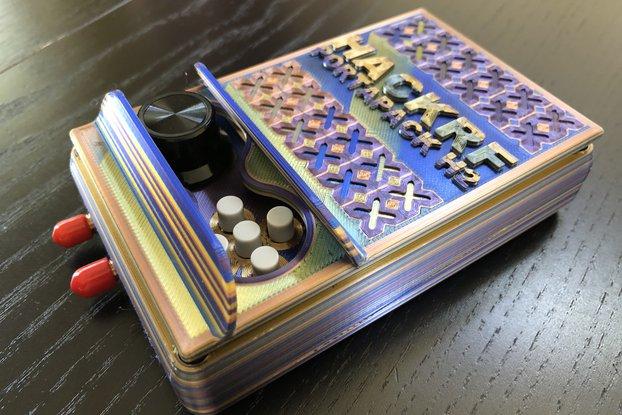 HackRF Portapack H2 case