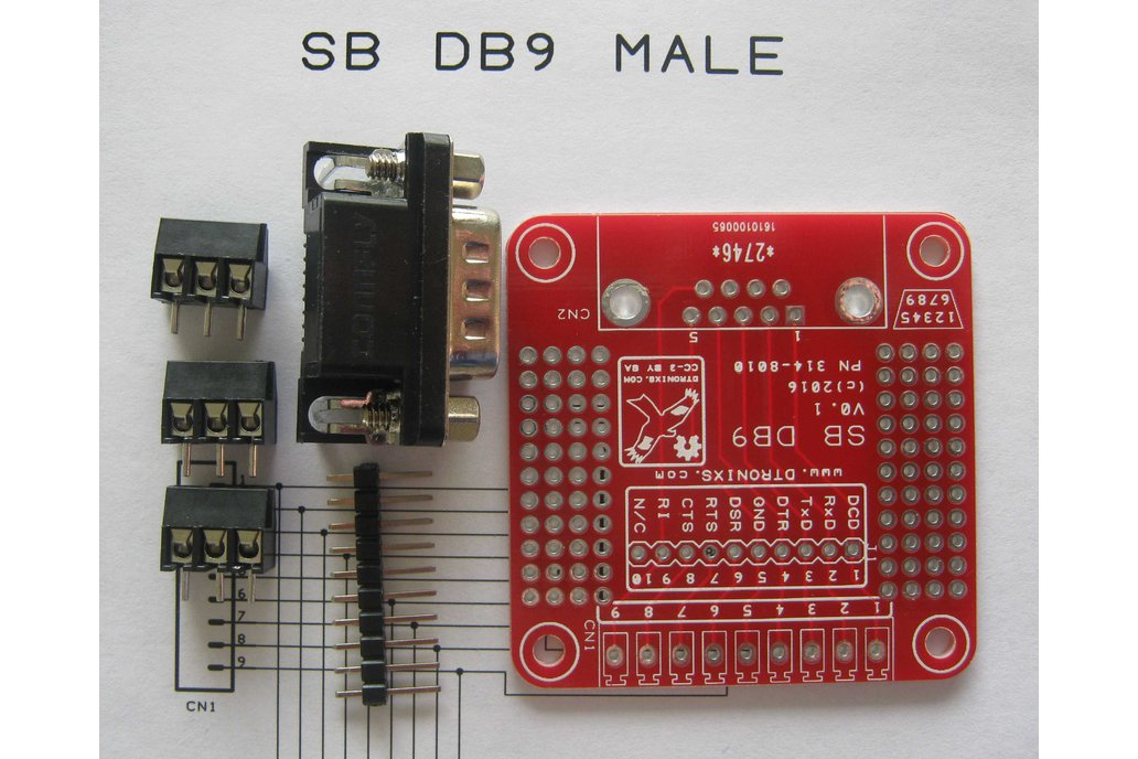 Sick of Beige (SoB) DB9 Kit 1