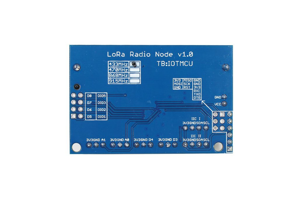 LoRa Radio Node v1.0 6