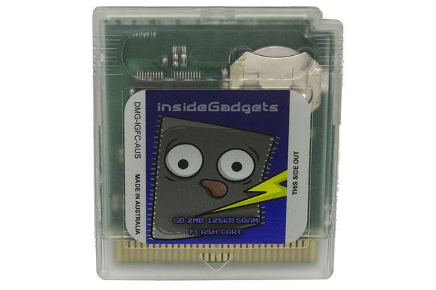 Gameboy 2MB 128KB SRAM Flash Cart