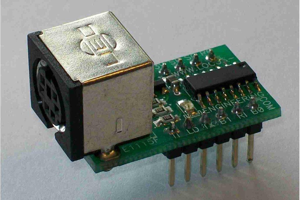 E1115F PS/2 to ASCII Converter 1