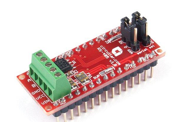 RS-485 Nanoshield