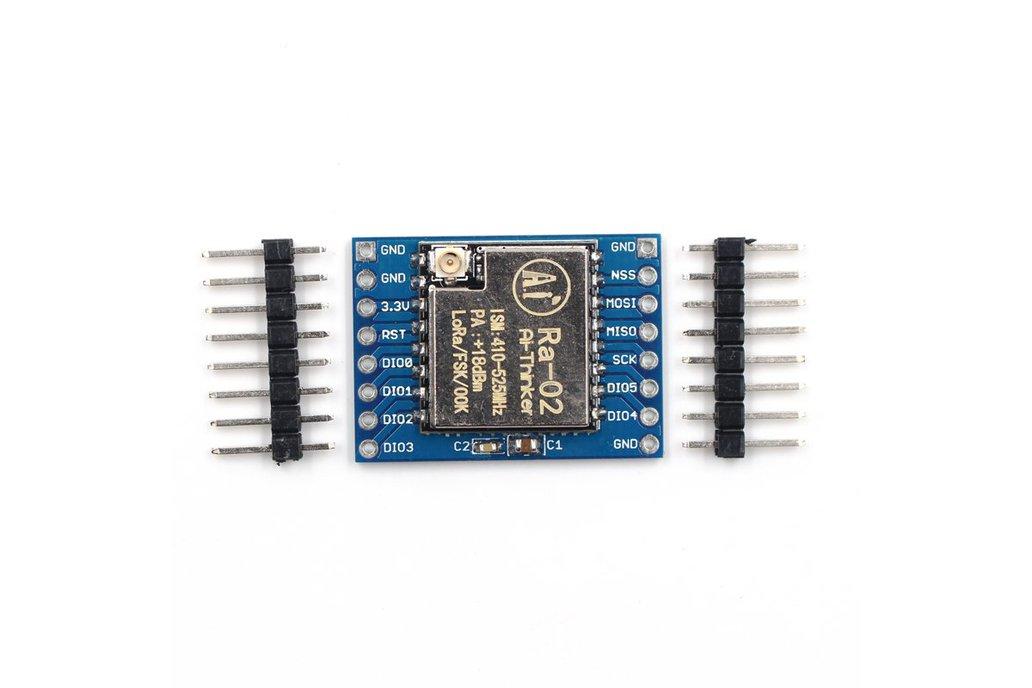 SX1278 LoRa  433MHz Ra-02 Breakout Board 2PCS 1