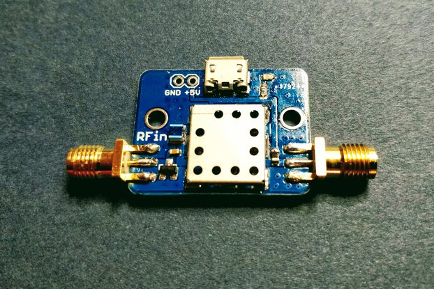 Ultra Low Noise Amplifier PGA-103+ 2 GHz Gain>20dB