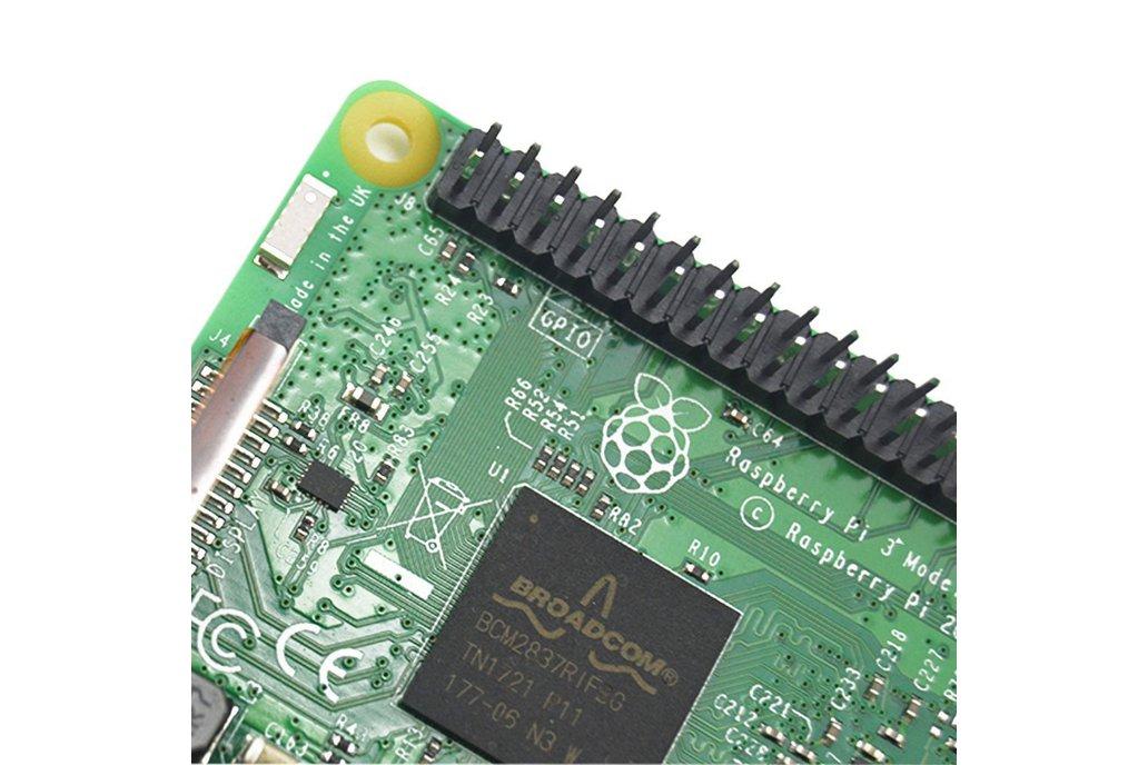"Raspberry Pi 3 Model B + 3.5"" Display Kit 3"