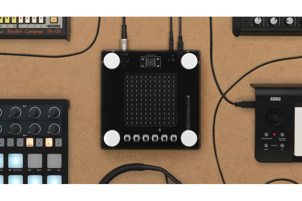 NSynth Super Semi-Assembled - Google's ML Synth 2