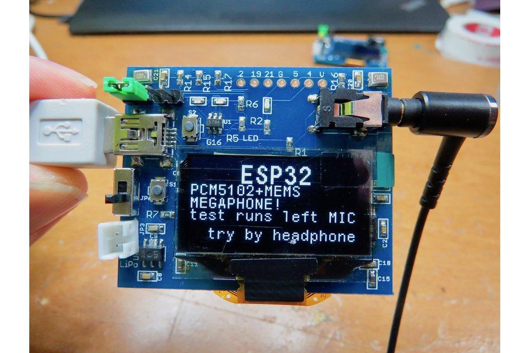 ESP32 ADB type_R