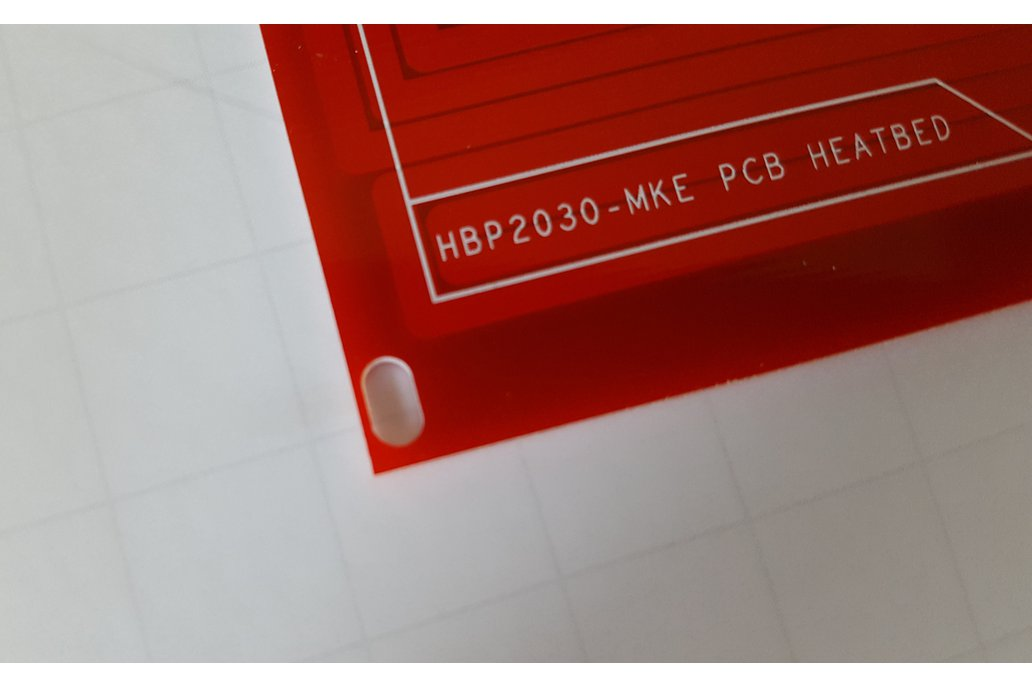 PCB Heatbed for 3D printers 200 x 300mm 7