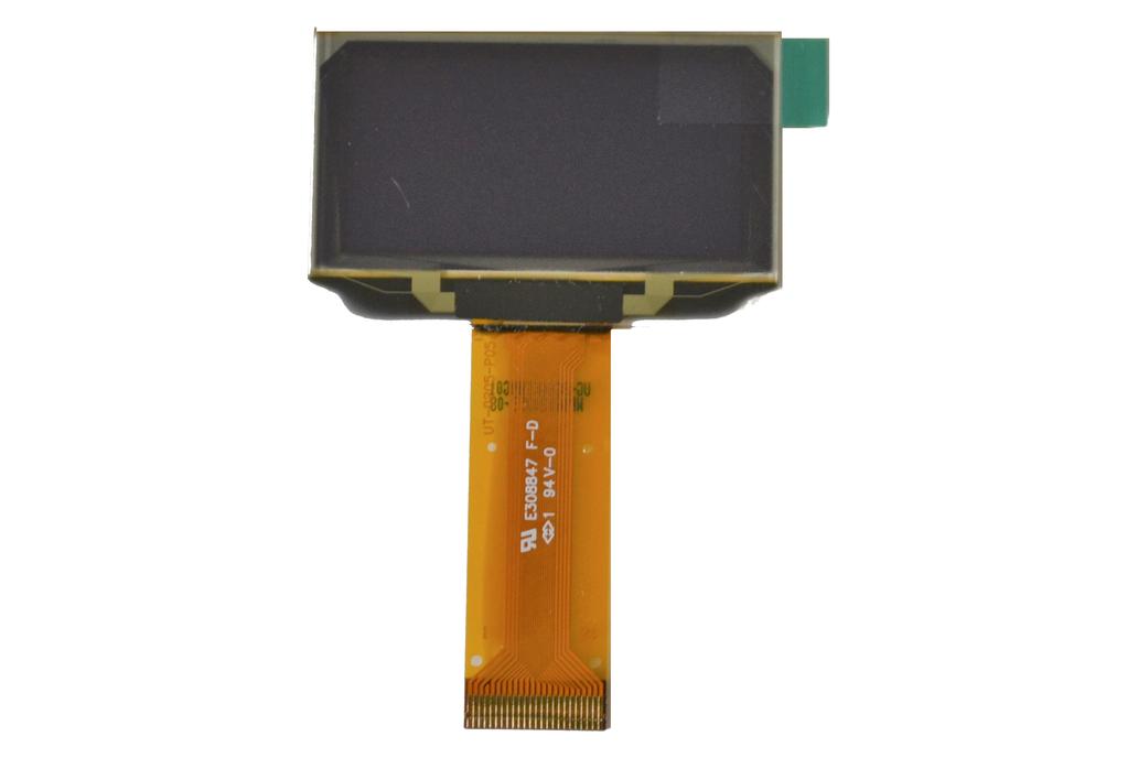 """1.54"""" 128x64 OLED Display - 10 pcs 1"""
