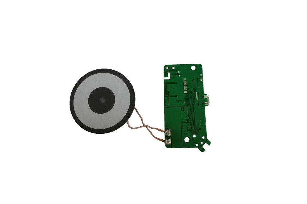 Qi wireless charging transmitter 1