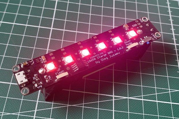 RGBW Multimode Signal-Flash-Light