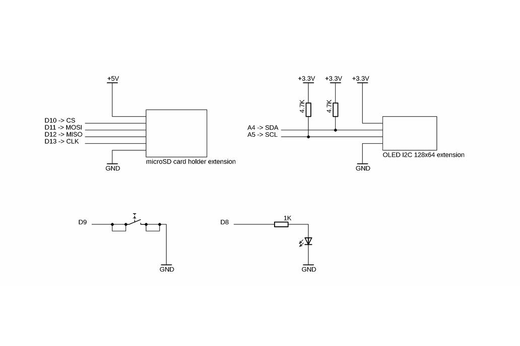 Differential Amplifier Shield for Arduino Uno 6