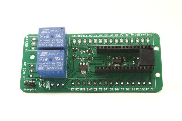 Simple Arduino Nano Breakout