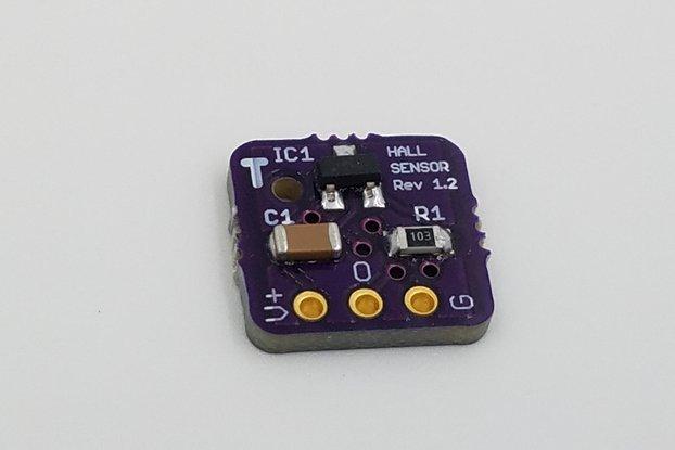 Digital Switch Hall Effect Sensor TI DRV5023-Q1