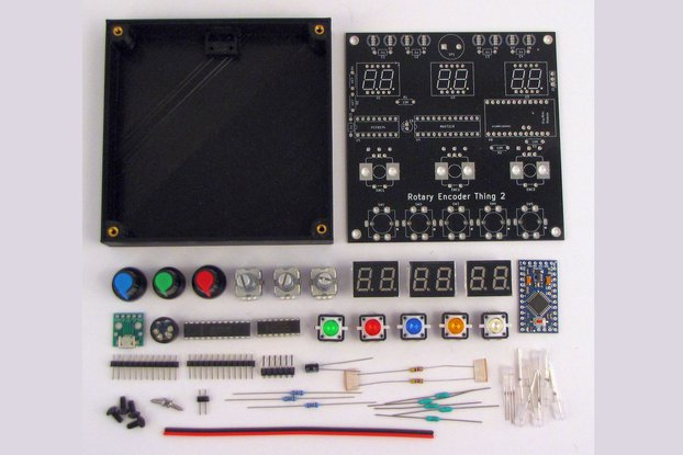 Rotary Encoder Thing 2 (KIT)
