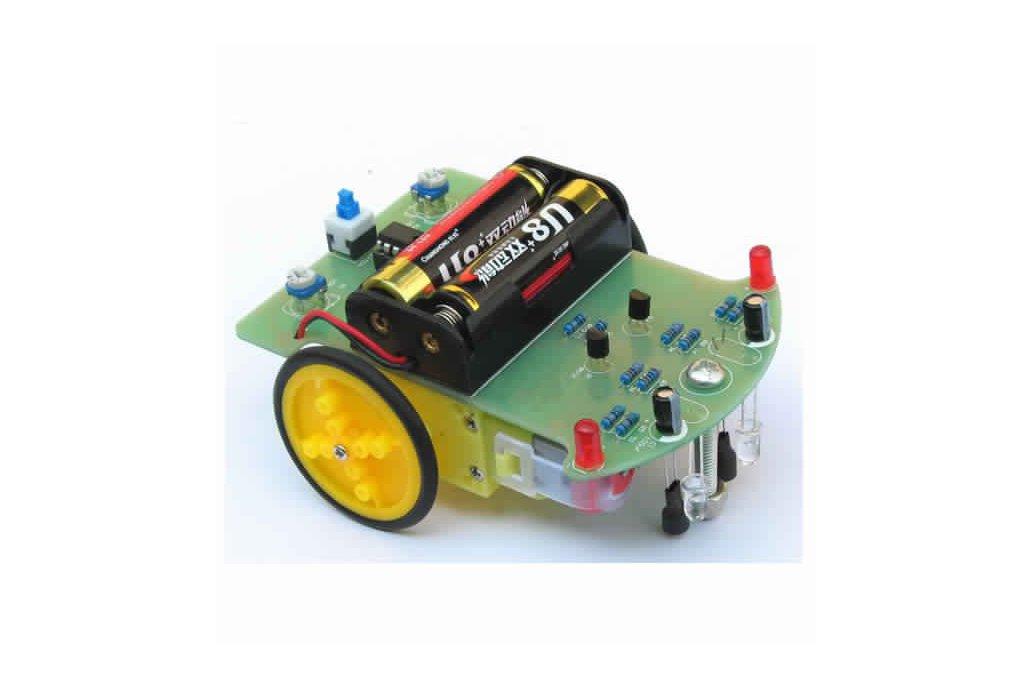 Tracking Robot Car Electronic DIY Kit 1