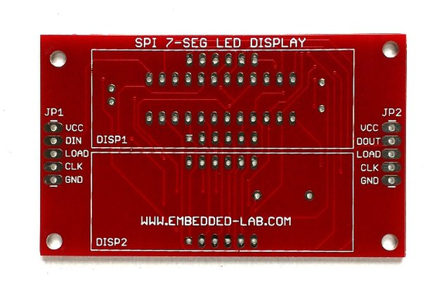 LED display module (PCB only)