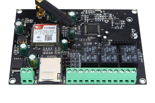 QK-G021 GSM/SMS 2G Remote Controller
