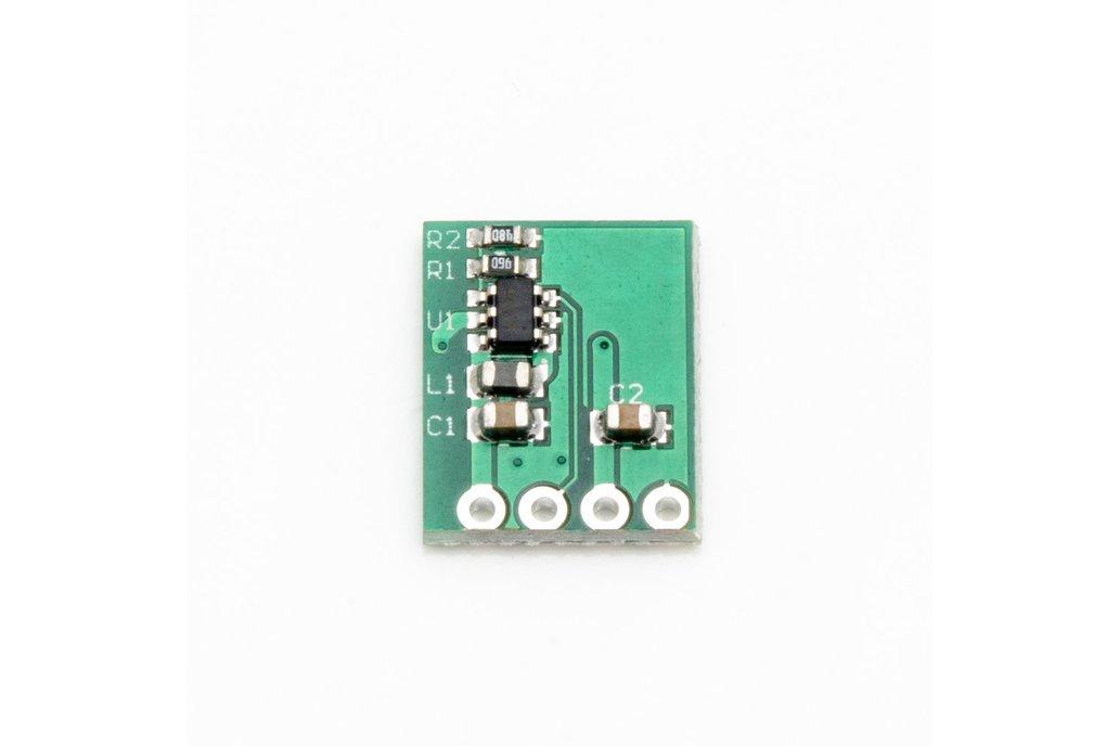 5V Boost Regulator Board - MCP1640T 1