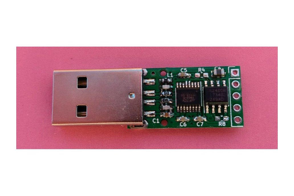 USB 1-WIRE module 1