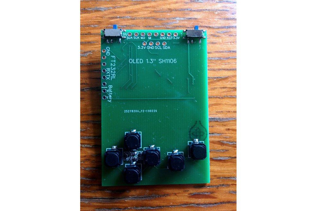 Pimp my RC522 board (gameboy style, Esp-12F based) 1