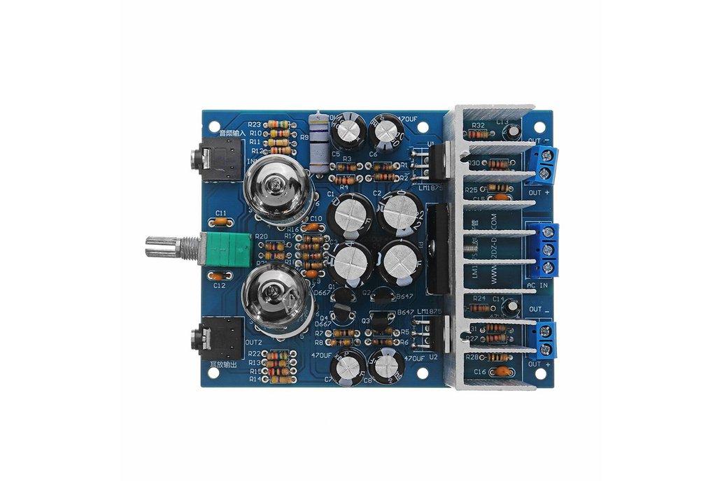 Tube Power Digital Amplifier Board 1