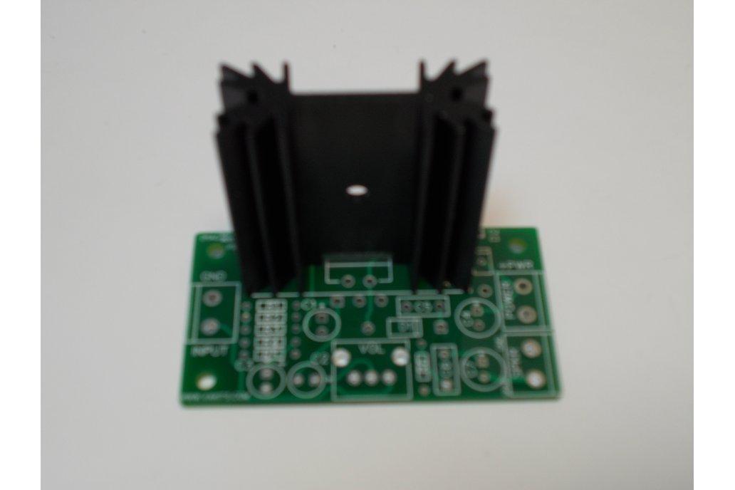 14-Watt Single Channel Audio Amplifier Kit (#1344) 1