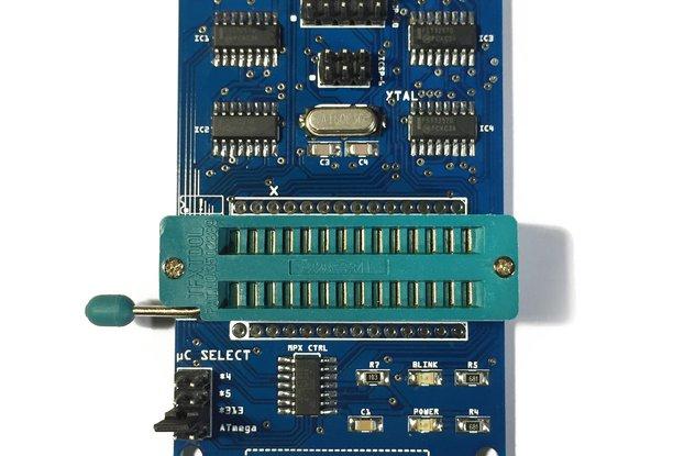 TinyLoadr AVR Breakout