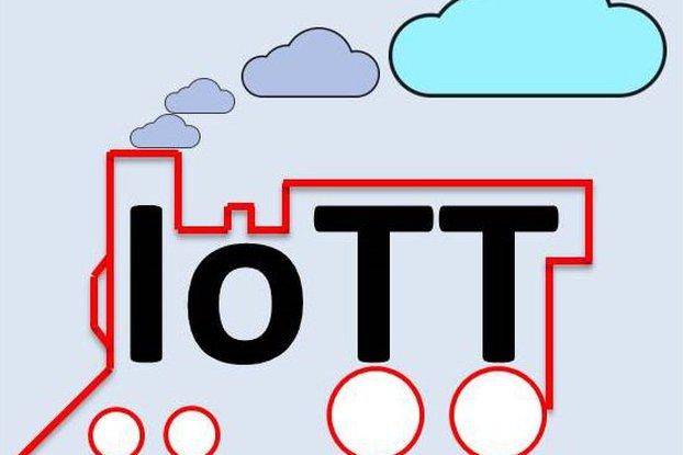IoTT - Internet of Toy Trains