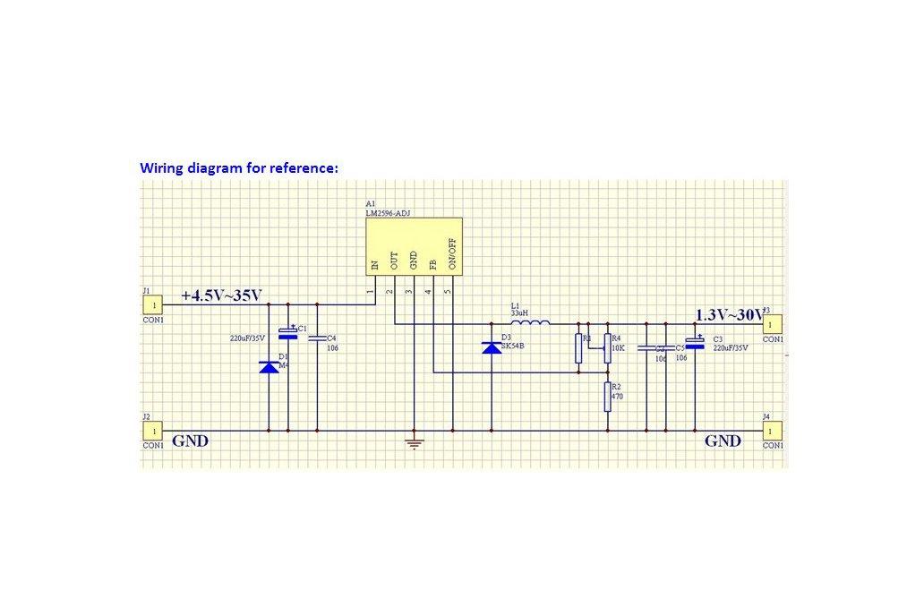 2pc DC-DC Buck Converter Step Down Module  3