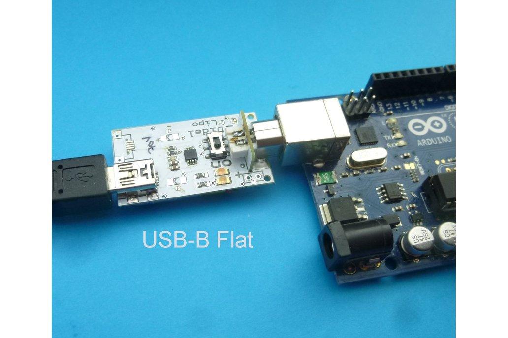 Lipo for Arduino Uno 5