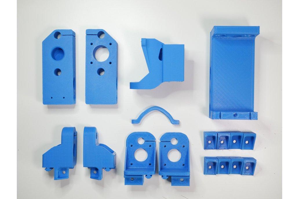 3D Printed Parts For Dremel CNC 1