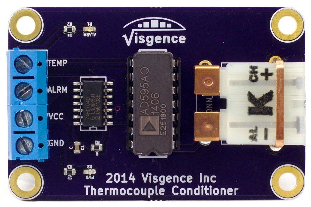 K-Type Thermocouple Conditioner 1