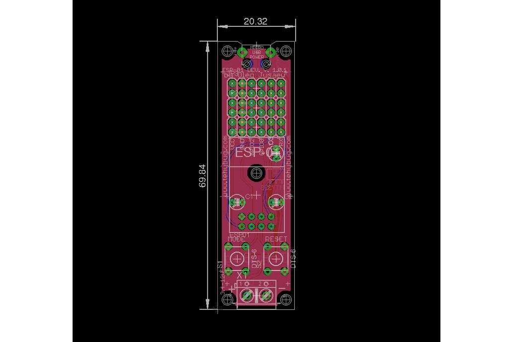 ESP-01 Development Board 4