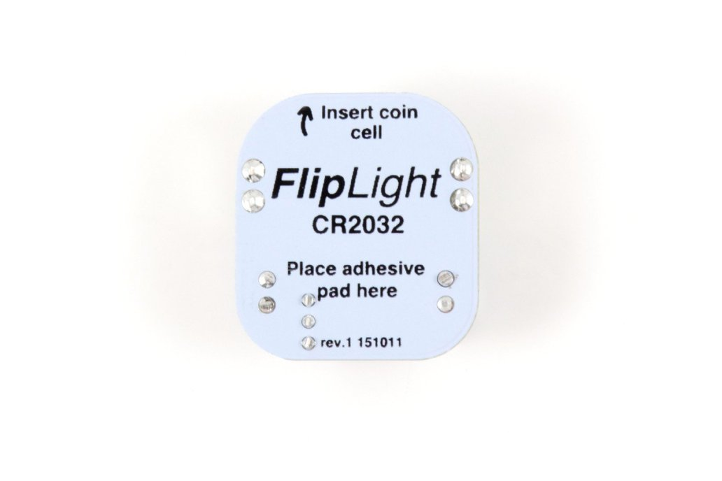 FlipLight by LAC - soldering kit 6