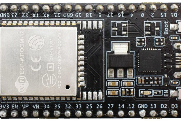 ESP32 Module programmed with Grbl_ESP32