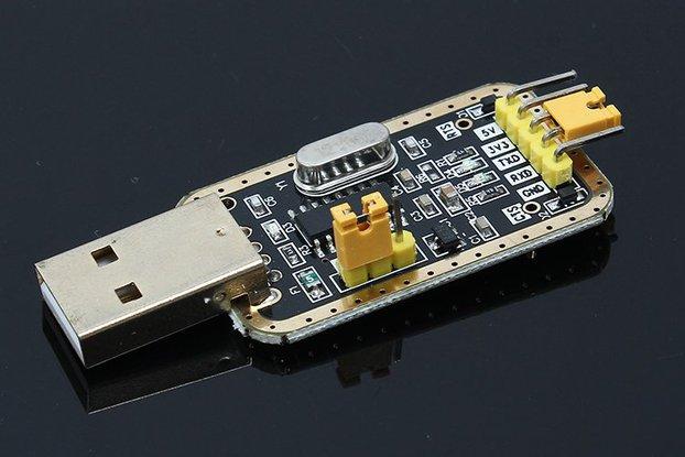 USB to TTL Module UART Port Programmer(8866)