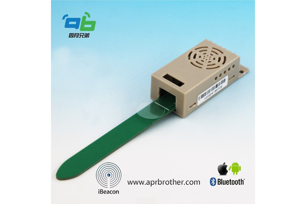 APlant Soil Moisture with BLE Sensor 3